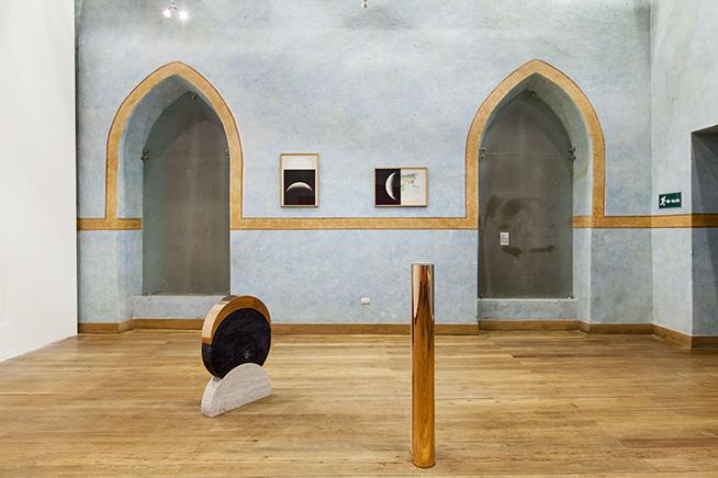 PLURAL DOMAINSVista de instalación2018Obras seleccionadas de la colección CIFO para la Bienal de Cuenca