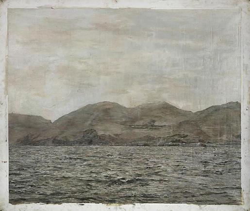 GOLDENÓleo sobre lienzo200 x 220 cm2015
