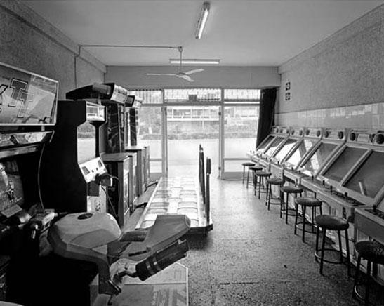 SIN TITULO de la serie RESIDENCIAL SAN FELIPEFotografía104 x 87 cm2003
