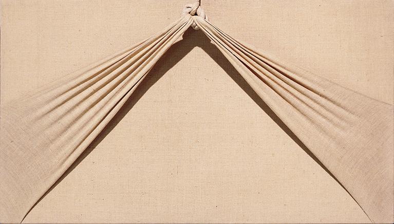QUIPUS 64 AYute sobre madera90 x 160 x 18 cm1964