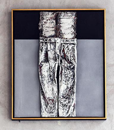 BLUE-JEANSMontaje sobre tela98 x 130 cm1963