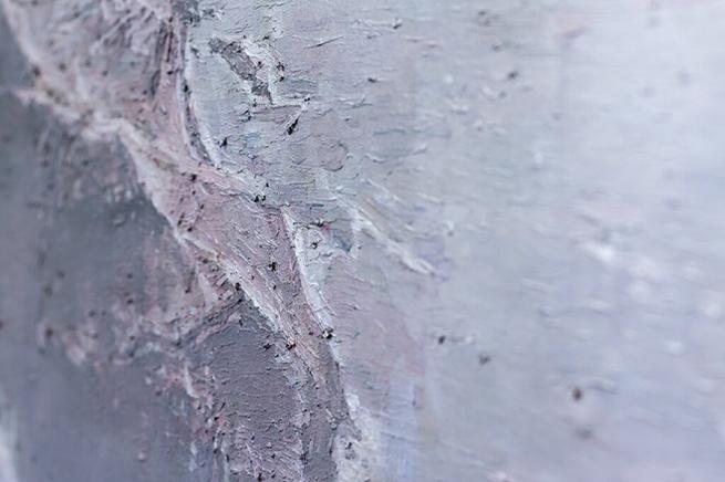 GOLDEN 3DetalleÓleo sobre lienzo220 x 220 cm2018