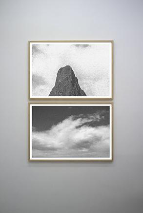 ST (CHANCAY)Díptico: Fotografía análoga, copias por inyección de tinta75 x 110 cm c/u2016