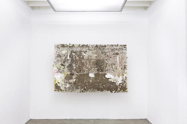 LAMPAExtracción de muro152 x 231 cm2014