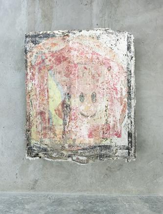 SIN TITULOExtracción de muro160 x 135 cm2018