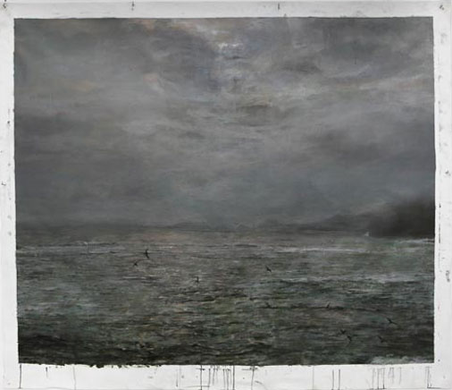 SILVERÓleo sobre lienzo220 x 190 cm2013