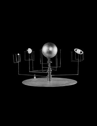 EPÍLOGO N.17 (STUDY ON URANOGRAPHIC MACHINE)Fotografía blanco y negro en papel de archivo46 x 60 cm2015
