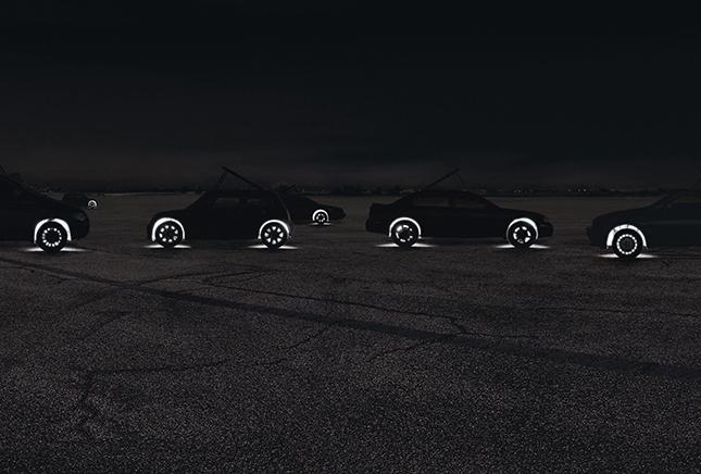 HIGGS OCEAN N.5C-print montado en aluminio dibondMarco de madera negro158 x 230 x 7 cm, enmarcado2009